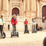 segway tour Explora Malaga