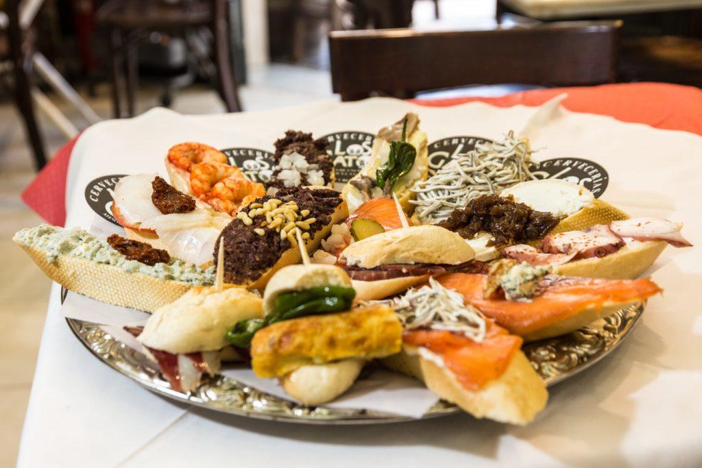 Tapas in Malaga best tapas in malaga