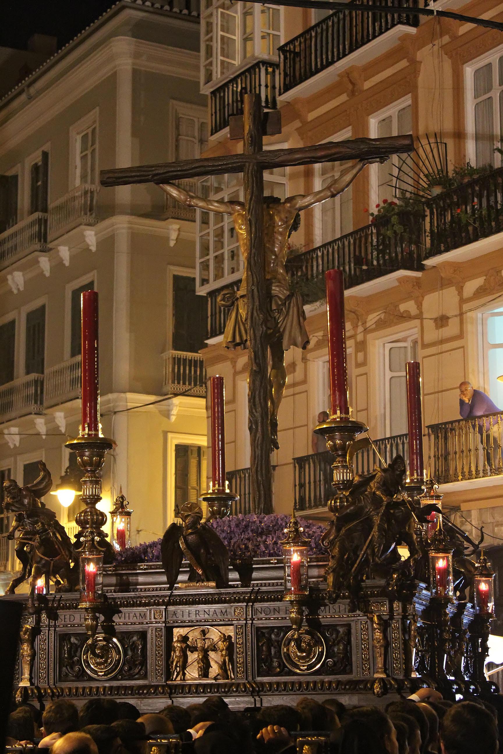 qué ver en la Semana Santa de Málaga