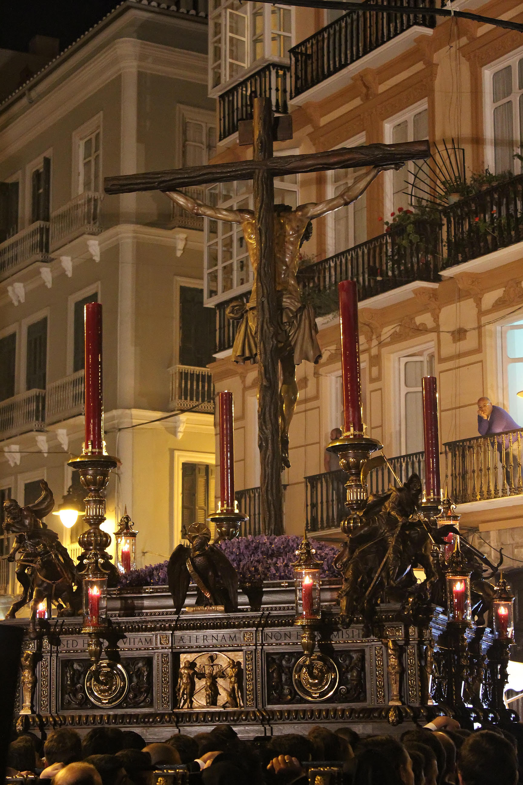 Holy Week in Málaga - Holy Friday
