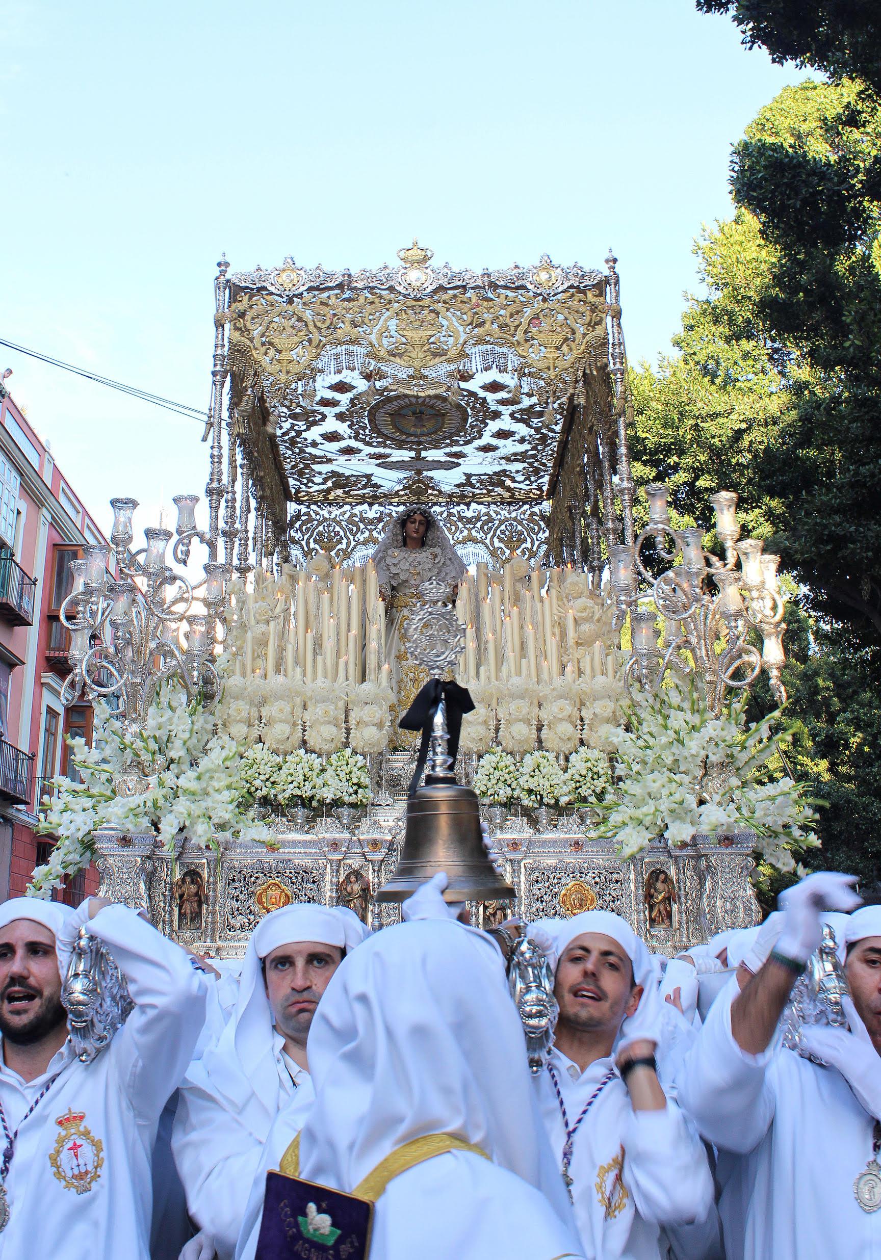 Holy Week in Málaga - Holy Tuesday