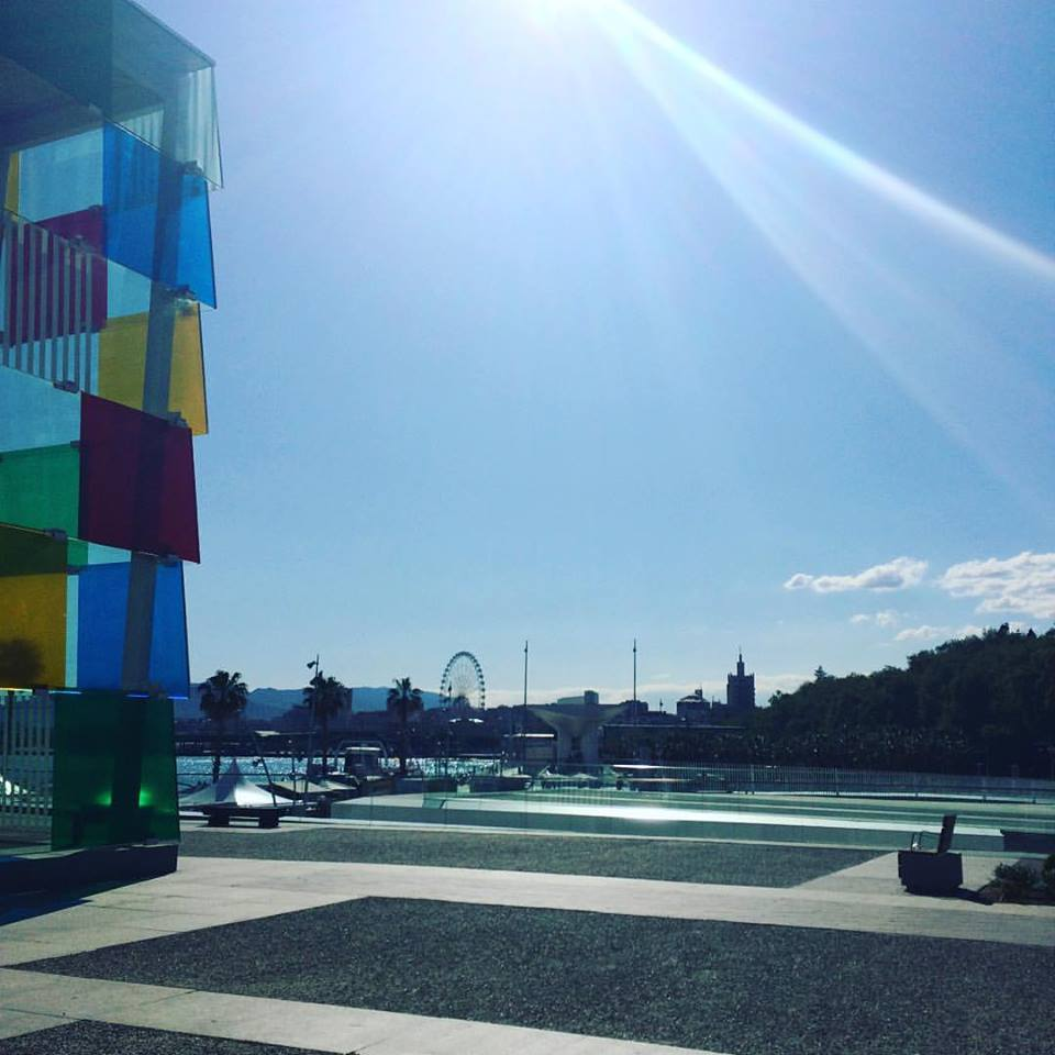How to see Malaga in a few hours? - Centre Pompidou
