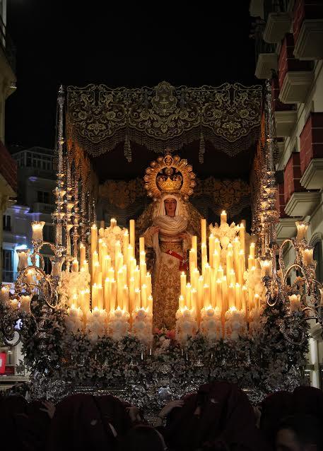 La Salud - Semana Santa in Málaga