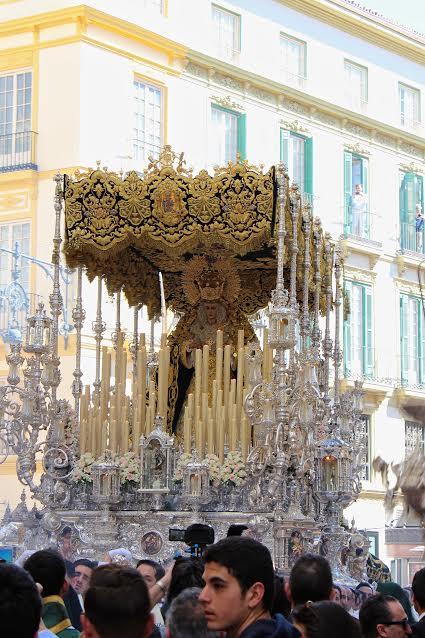 Lagrimas y Favores - Semana Santa in Malaga