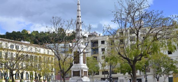 Mejores monumentos de Málaga Monumento a Torrijos
