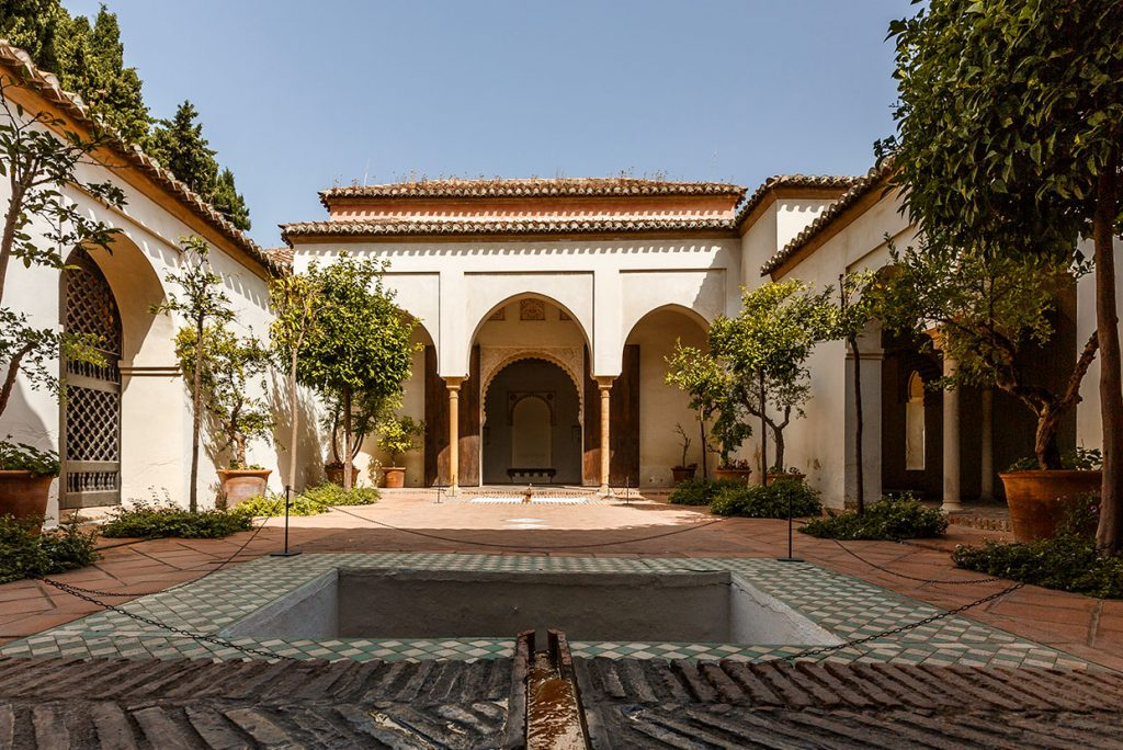 Tour Alcazaba Malaga