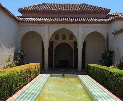 visitar la Alcazaba Malaga