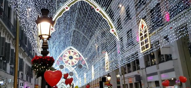 what to do at christmas in Malaga