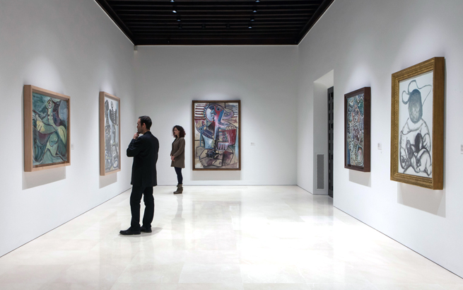 Picasso Museum Gallery
