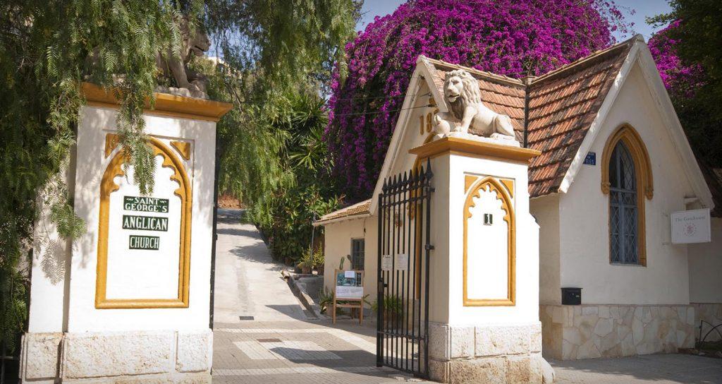 curiosidades de Málaga el cementerio ingles