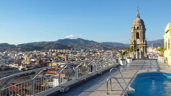 Mejores Terrazas Con Vistas En Málaga Explora Malaga