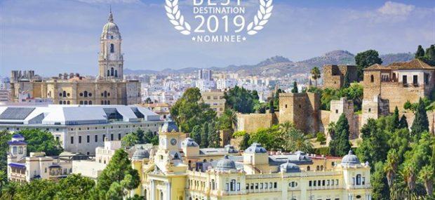 Málaga como mejor destino turístico de Europa