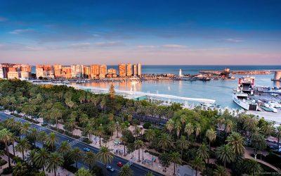 Málaga ciudad de cruceros