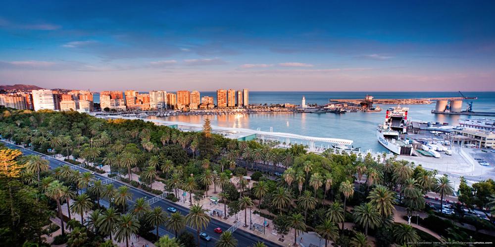 visitar Málaga en crucero