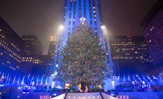 Iluminación de Navidad Internacional
