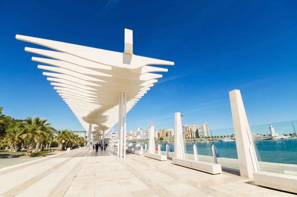 Puerto de Málaga - Palmeral de las sorpresas