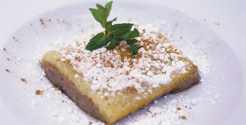 Comida tradicional de Navidad en Málaga