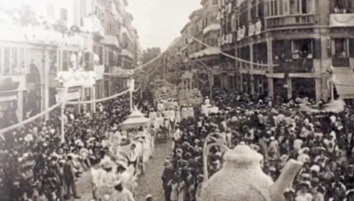 Orígenes del Carnaval de Málaga