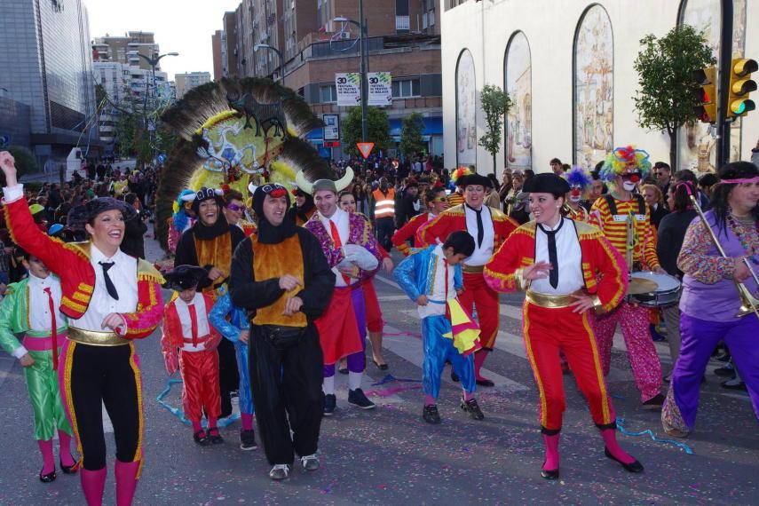 Desfile Carnaval de Málaga