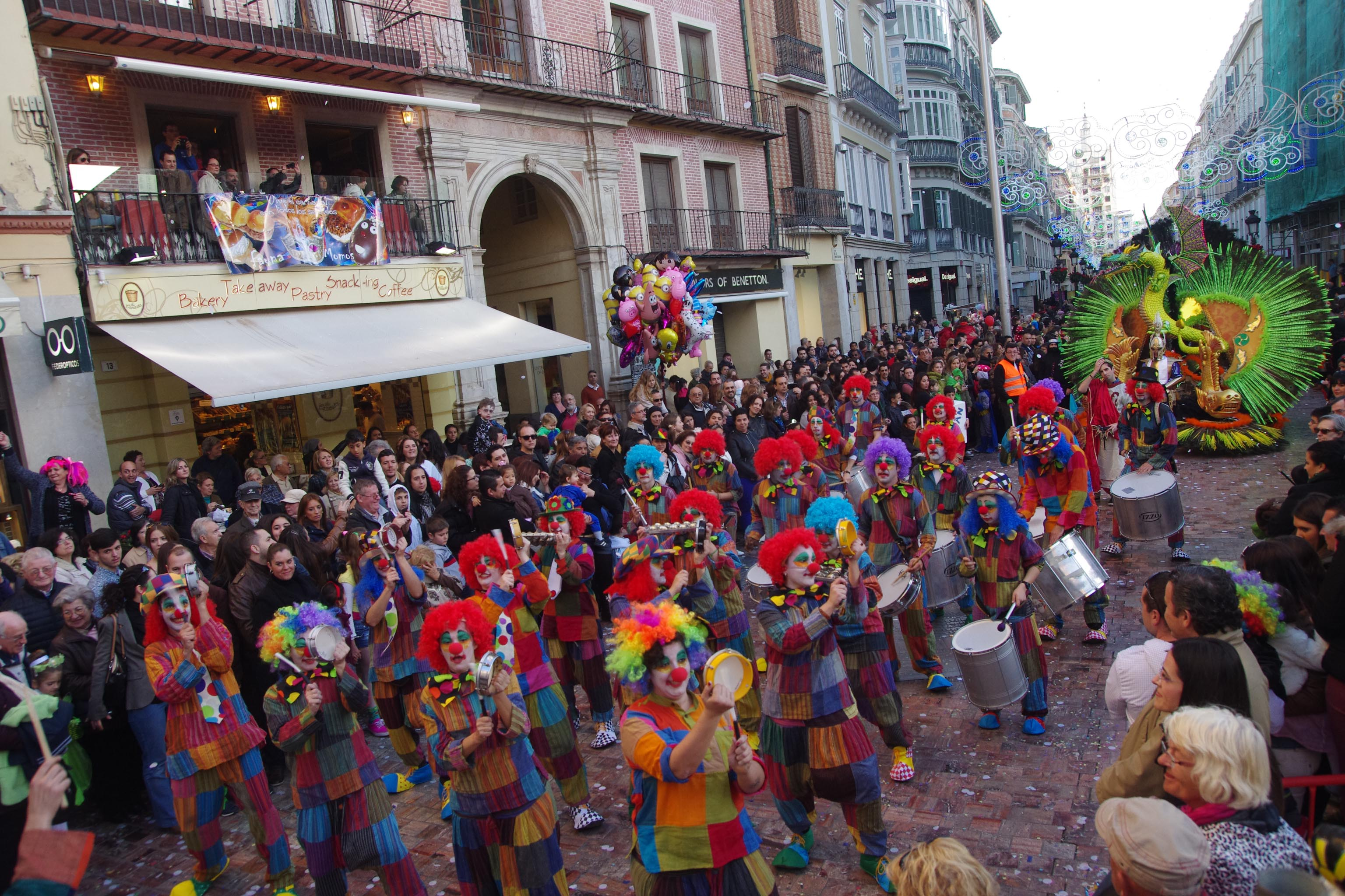 Desfile Carnaval de Málaga 2019