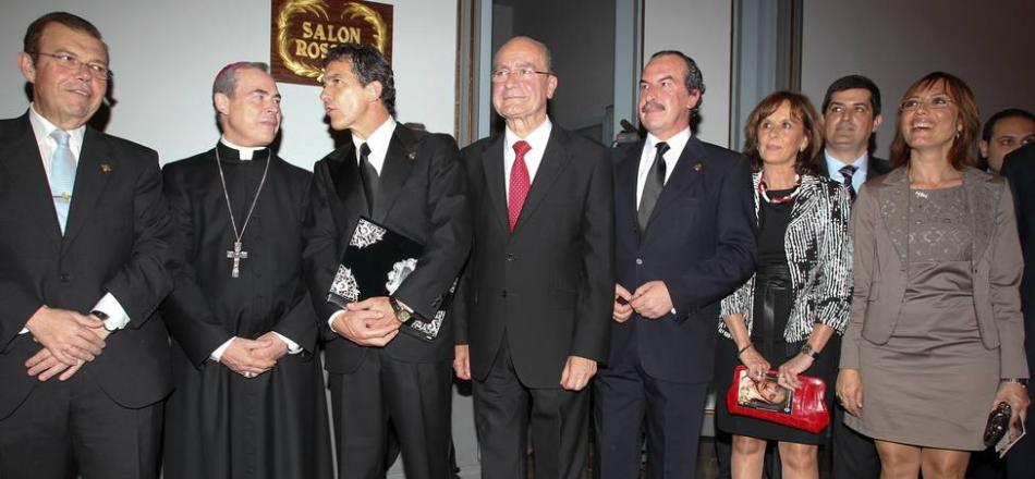 Antonio Banderas cofradía