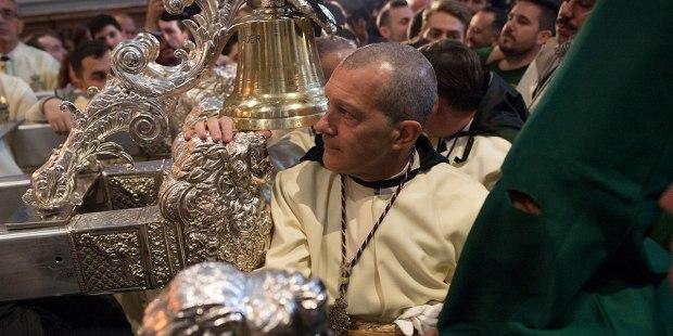 Antonio Banderas Semana Santa