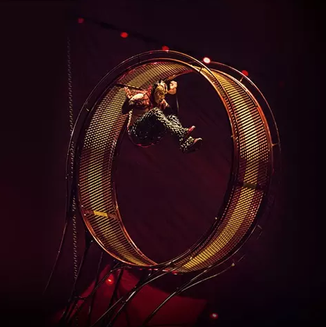 Actuaciones circo del sol malaga kooza