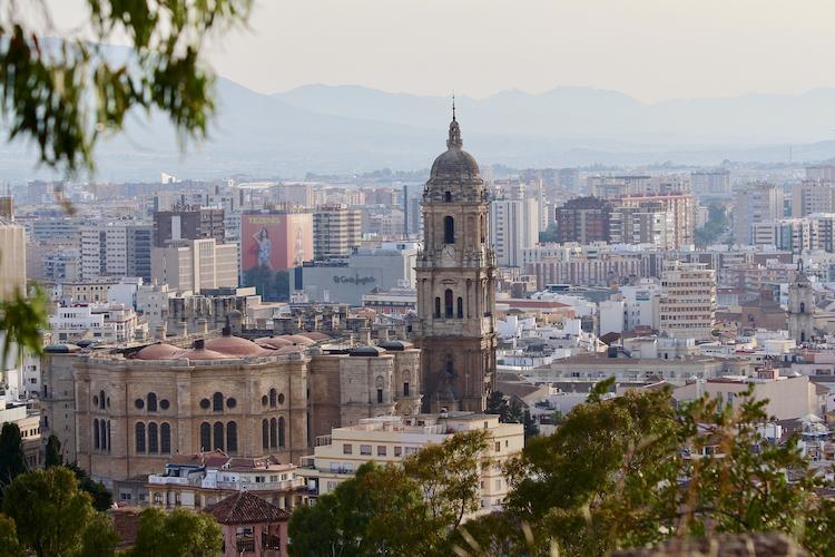 Descurbir Málaga con un Tour
