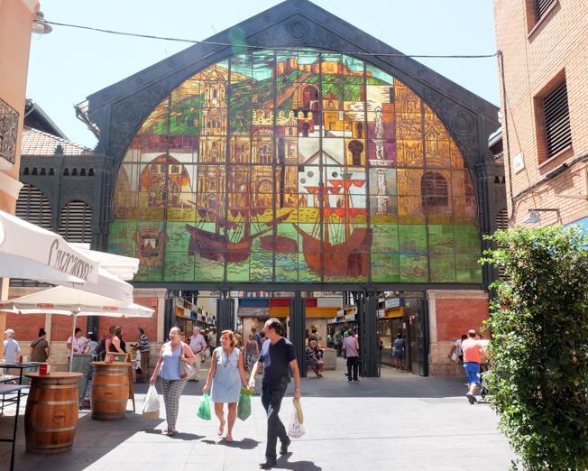 Mercado Atarazanas Málaga