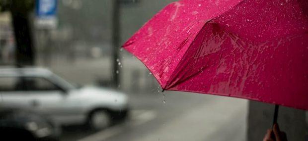 Día de lluvia en Malaga